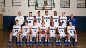 Boys Basketball-Varsity