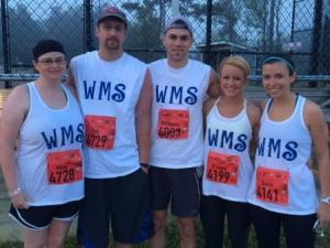 WMS Run Front