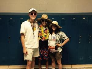 Middle Tourist