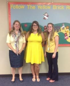 New 2nd Grade Teachers