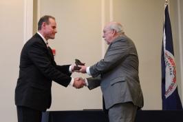Mr. Nelson 2015 VSBA Award Winner