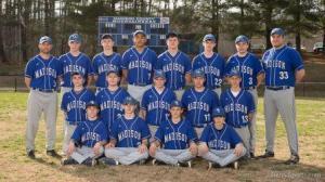 MCHS JV Baseball 2016