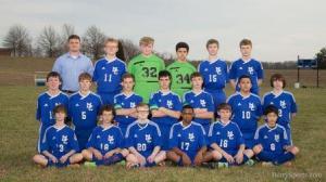 MCHS JV Boys Soccer 2016