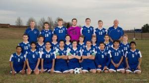 MCHS Varsity Boys Soccer 2016