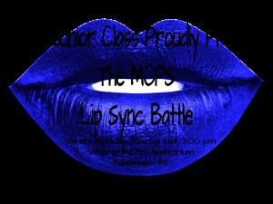 Lip Sync Flyer