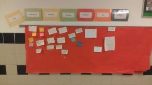 Postive Bulletine Board