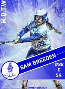 Sam Breeden