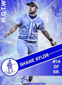 Shane Aylor