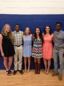 Ath Scholarship Winners