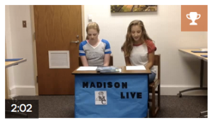 WMS Video Announcements 1