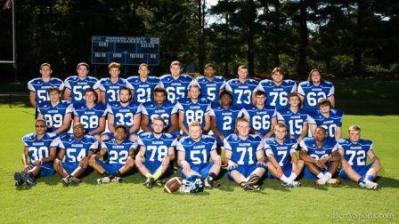 MCHS Varsity Football 2016