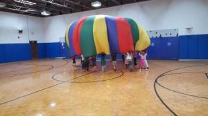 MPS Parachute