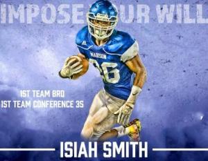 isiah-smith-football