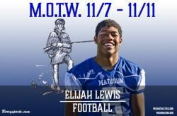 Elijah Lewis
