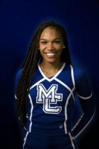 Angel Fortune 2017-2018 Chasse Cheer Athlete