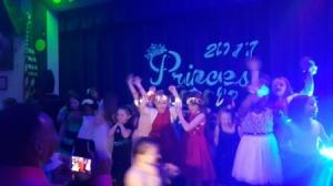 Students Dancing at 2017 MPS Father-Daughter Dance