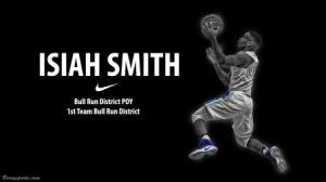 Isiah Smith All District